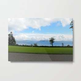 View from the Isles Metal Print