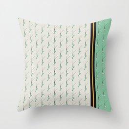 SERAFINA #4 Throw Pillow