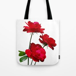 Roses are red, really red! Tote Bag
