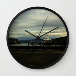 Near Pier 33 Wall Clock