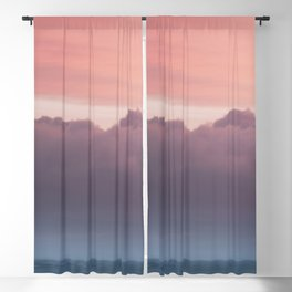 Pale Sunset Blackout Curtain