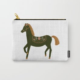 spring horse Carry-All Pouch