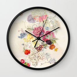 A remembrance of things past Wall Clock