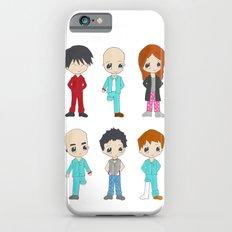MiniPolseres 1a temporada iPhone 6s Slim Case