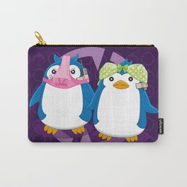 N°1 & N°2 - Sexy Spies Carry-All Pouch