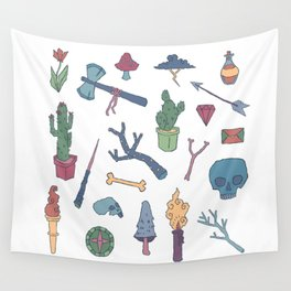Magic too Wall Tapestry