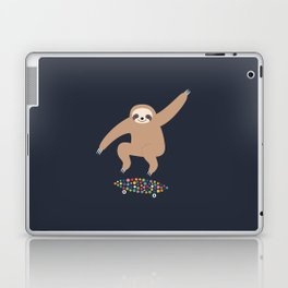 Sloth Gravity Laptop & iPad Skin