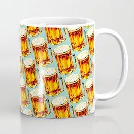 Beer Pattern 2 Coffee Mug
