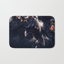 NIGHT HUNTER Bath Mat
