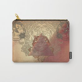 By Eternal Time Carry-All Pouch