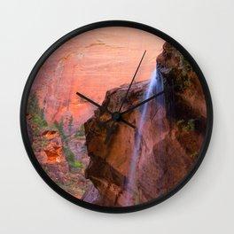 Zion III Wall Clock