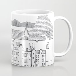 Athens of the North Coffee Mug