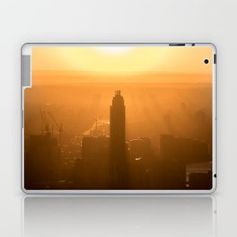 City Sunset Laptop & iPad Skin
