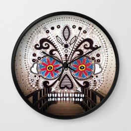 Bridge of the Dead Wall Clock