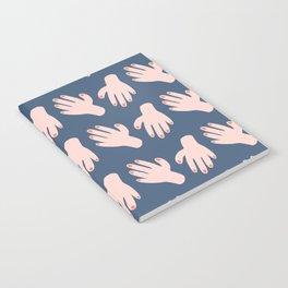 Hands on Hands on Hands Notebook