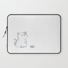 Feed me, Human. Laptop Sleeve