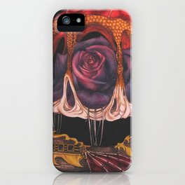 The Airship of a Madman iPhone Case