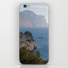 Calanques de Cassis 8615 iPhone Skin