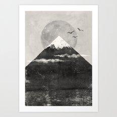 Zenith Art Print