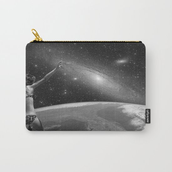 Jump into Nothing Carry-All Pouch