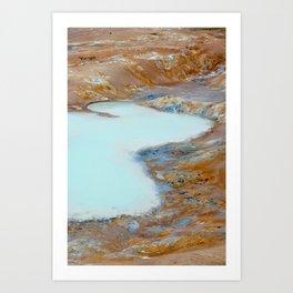 Myvatn Art Print