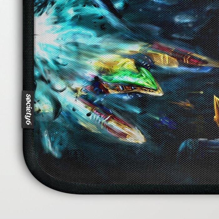 Metroid: 25 Years Laptop Sleeve