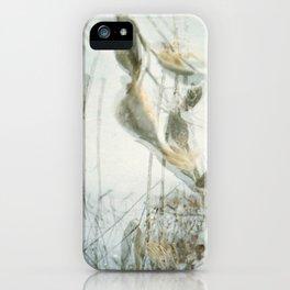 Milk Weed iPhone Case