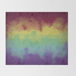 Pride freedom Throw Blanket