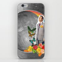 boyfriend iPhone & iPod Skins featuring Future Boyfriend by Dana Fortune