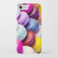 macaron iPhone & iPod Cases featuring Macaron by Electric Avenue