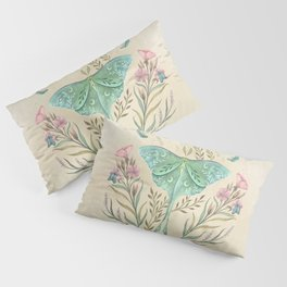 Luna and Forester - Oriental Vintage Pillow Sham