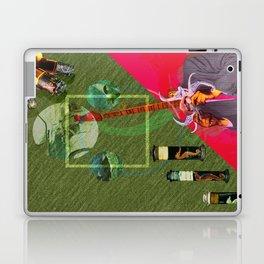 The Illuminated One Man Band Laptop & iPad Skin