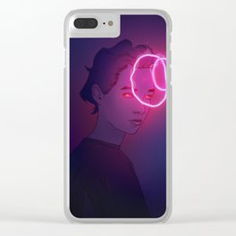 Woke AF Clear iPhone Case