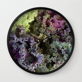 chou 2 Wall Clock