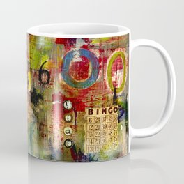 525,600 Minutes Collage Coffee Mug