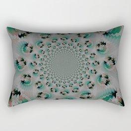 The Caucasian Chalk Circle Rectangular Pillow