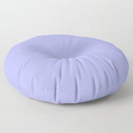 Pastel Periwinkle Blue Floor Pillow