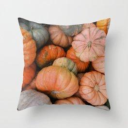 Cinderella Pumpkins No 2 Throw Pillow
