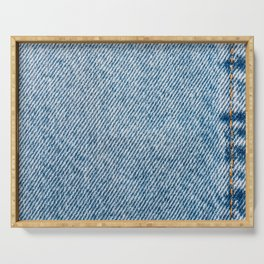 Jeans Pocket With Denim Texture, Jeans Texture, Denim Texture, Textured Background Cover, Pattern Serving Tray