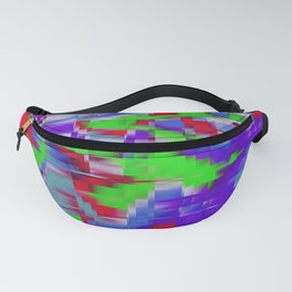 Abstract background 2654 Fanny Pack