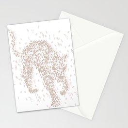 Broken Jaguar Stationery Cards