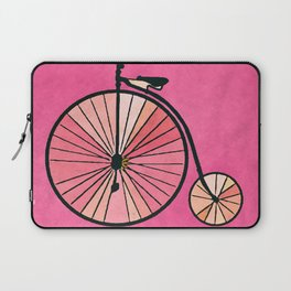 Old bicycle Laptop Sleeve