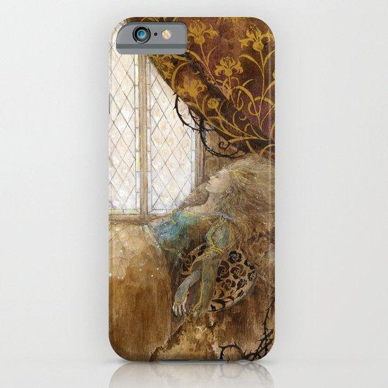 The Sleeping Beauty iPhone & iPod Case