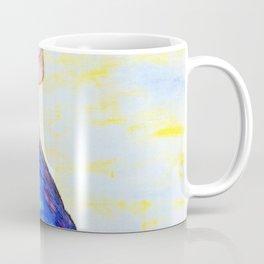 Portrait of woman from stucco - Digital Remastered Edition Coffee Mug