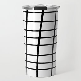 Hand Grid Large Travel Mug