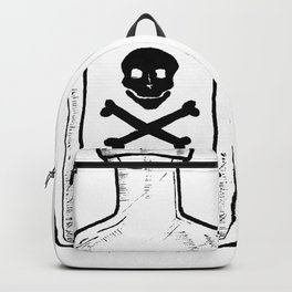 Poison In A Bottle Backpack