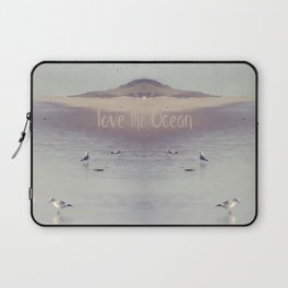 LOVE the OCEAN IV Laptop Sleeve