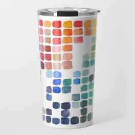 Favorite Colors Travel Mug