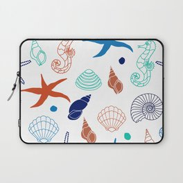 Just for the Shell of it Laptop Sleeve