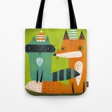 STOCKING CAPS Tote Bag